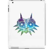 Galaxy Majora's Mask iPad Case/Skin