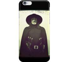 Remember, remember... iPhone Case/Skin