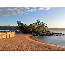 Rocky Point Island Photographic Print