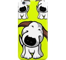 Bull Terrier Repeat iPhone Case/Skin