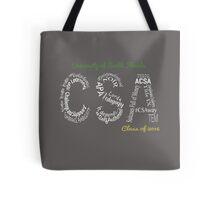 Green and Gold CSA Tote Bag