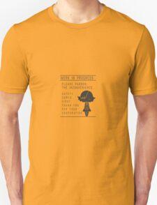 MGSV Warning Sign - Paz Unisex T-Shirt