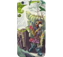 Living In A Swamp iPhone Case/Skin