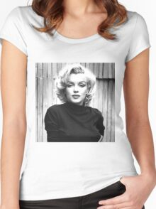 Marilyn Women's Fitted Scoop T-Shirt