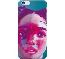 Fka Twigs LowPoly/ High Poly Collection iPhone Case/Skin