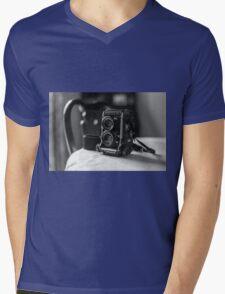 Mamiya C330 Mens V-Neck T-Shirt