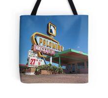 Palomino Motel Tote Bag