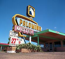 Palomino Motel by Daniel Regner