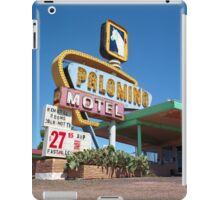 Palomino Motel iPad Case/Skin