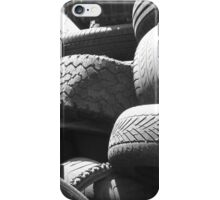 Tyres iPhone Case/Skin