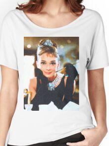 Hepburn Women's Relaxed Fit T-Shirt