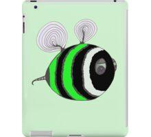 Bumble baby - green iPad Case/Skin