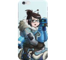 Overwatch - Mei  iPhone Case/Skin