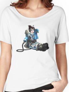 Overwatch - Mei  Women's Relaxed Fit T-Shirt