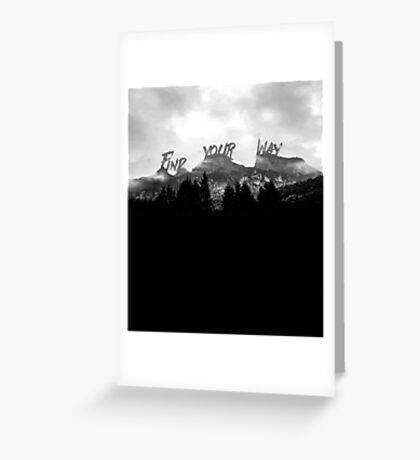 Wisdom of Nature Greeting Card