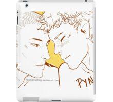 Pynch- The Raven Boys iPad Case/Skin