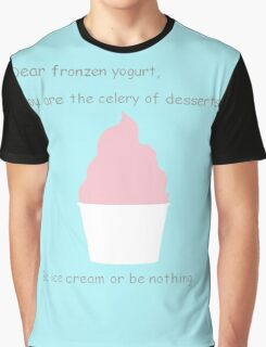 Celery of Desserts Graphic T-Shirt