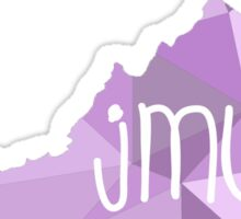 James Madison University - Abstract Sticker