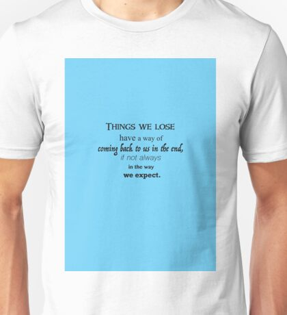 Luna quote Unisex T-Shirt