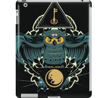Owl Key iPad Case/Skin