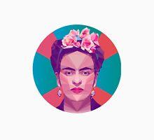 Frida Kahlo LowPoly Portrait Unisex T-Shirt