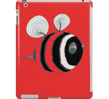 Baby bumble - red iPad Case/Skin