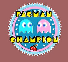 PAC MAN CHAMPION by Warp7