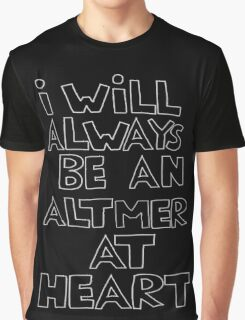 I'm an Altmer Graphic T-Shirt