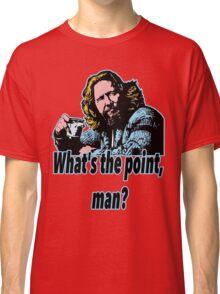 Big Lebowski Philosophy 19 Classic T-Shirt