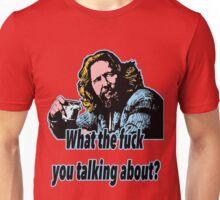 Big Lebowski Philosophy 21 Unisex T-Shirt