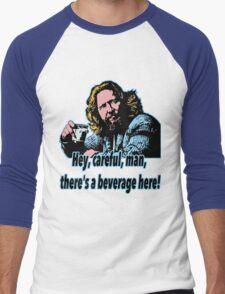 Big Lebowski Philosophy 20 Men's Baseball ¾ T-Shirt
