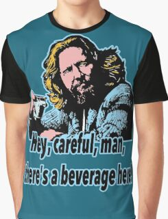 Big Lebowski Philosophy 20 Graphic T-Shirt
