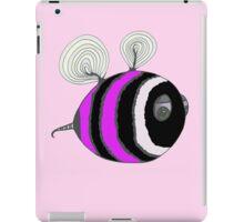 Bumble baby - pink iPad Case/Skin