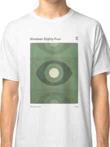 George Orwell - Nineteen Eighty-Four Classic T-Shirt