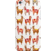 Alpacas iPhone Case/Skin