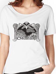 Arabesque Women's Relaxed Fit T-Shirt