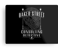 Baker Street  Metal Print