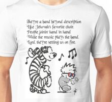 Band beyond description Unisex T-Shirt