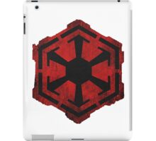 Star Wars Sith Logo iPad Case/Skin
