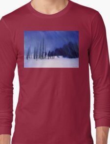Surviving in Yellowstone Long Sleeve T-Shirt