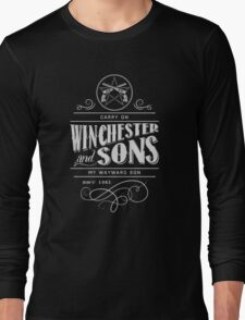 Winchester and Sons Long Sleeve T-Shirt