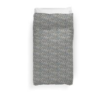 Cobblestones at the Mill Duvet Cover