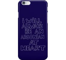 I'm an Argonian iPhone Case/Skin