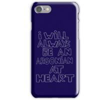 I'm an Argonian iPhone Case/Skin