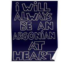 I'm an Argonian Poster