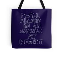 I'm an Argonian Tote Bag