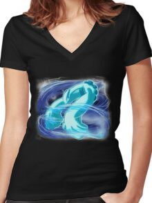 Lugia used Whirlpool Women's Fitted V-Neck T-Shirt