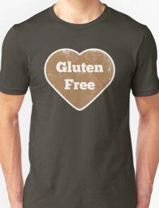 Gluten Free Heart - Distressed T-Shirt