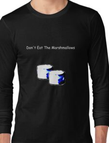 The Marshmallow Test Long Sleeve T-Shirt