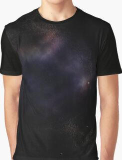 Nebula Space Graphic T-Shirt